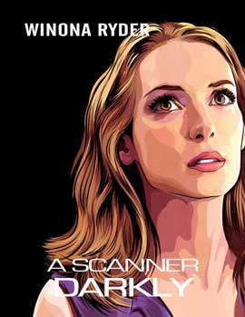 A Scanner Darkly - 11 x 17 Movie Poster - Style I