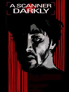 A Scanner Darkly - 11 x 17 Movie Poster - Style J