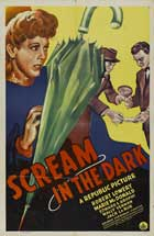 A Scream in the Dark - 27 x 40 Movie Poster - Style B