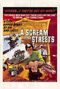 A Scream in the Streets - 27 x 40 Movie Poster - Style A
