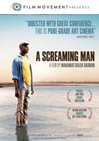 A Screaming Man - 11 x 17 Movie Poster - Style A