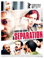 A Separation - 11 x 17 Movie Poster - UK Style A