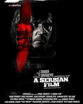 A Serbian Film - 11 x 17 Movie Poster - Style A
