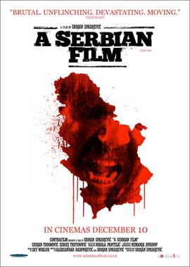 A Serbian Film - 11 x 17 Movie Poster - UK Style A