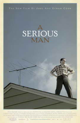 A Serious Man - 11 x 17 Movie Poster - Style A