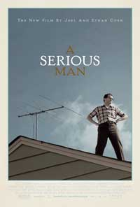 A Serious Man - 43 x 62 Movie Poster - Bus Shelter Style A