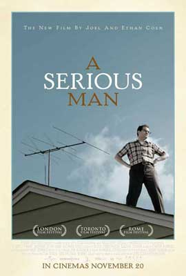 A Serious Man - 11 x 17 Movie Poster - UK Style A
