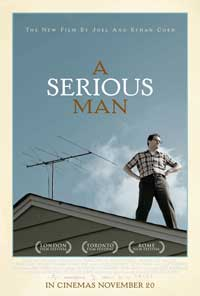 A Serious Man - 43 x 62 Movie Poster - UK Style A