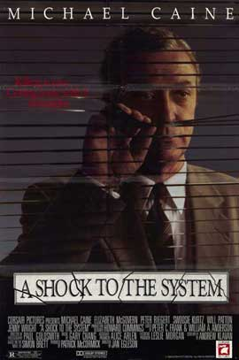 A Shock to the System - 11 x 17 Movie Poster - Style A