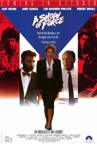 A Show of Force - 27 x 40 Movie Poster - Style A