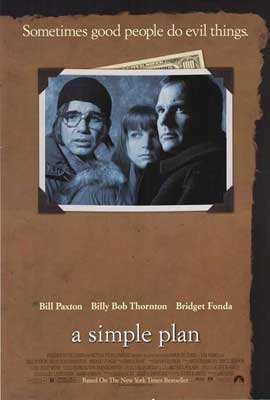 A Simple Plan - 11 x 17 Movie Poster - Style A