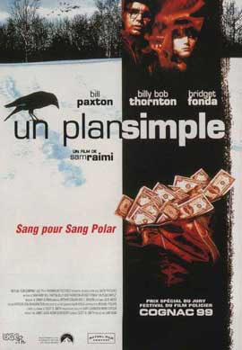 A Simple Plan - 11 x 17 Movie Poster - French Style A