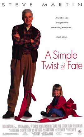 A Simple Twist of Fate - 11 x 17 Movie Poster - Style A
