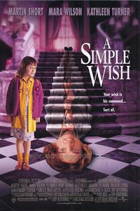 A Simple Wish - 27 x 40 Movie Poster - Style B
