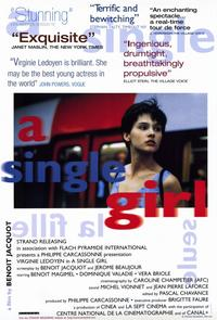 A Single Girl - 11 x 17 Movie Poster - Style A