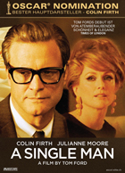 A Single Man - 11 x 17 Movie Poster - Swiss Style C