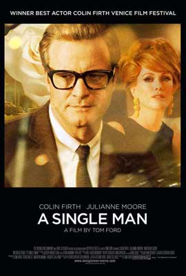 A Single Man - 27 x 40 Movie Poster - Style A