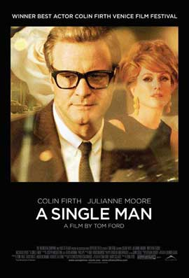 A Single Man - 27 x 40 Movie Poster - Canadian Style A