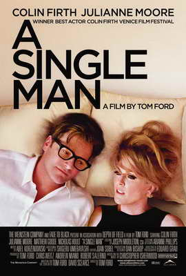 A Single Man - 11 x 17 Movie Poster - Style B