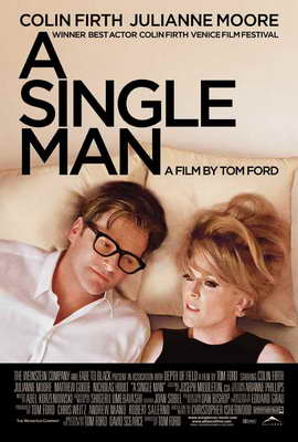 A Single Man - 27 x 40 Movie Poster - Style B