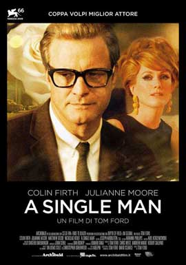 A Single Man - 11 x 17 Movie Poster - Italian Style A