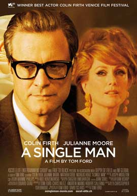 A Single Man - 11 x 17 Movie Poster - Swiss Style B