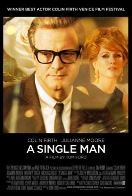 A Single Man - 27 x 40 Movie Poster - Style C