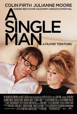 A Single Man - 27 x 40 Movie Poster - Canadian Style C