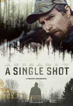 A Single Shot - 11 x 17 Movie Poster - Style B