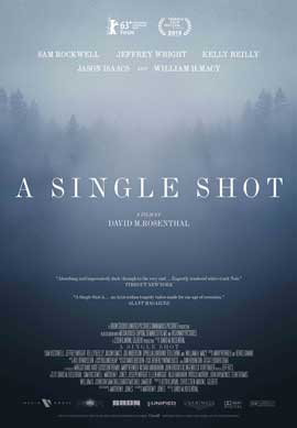 A Single Shot - 27 x 40 Movie Poster - Style A