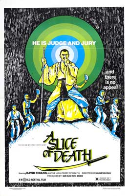 A Slice of Death - 11 x 17 Movie Poster - Style A