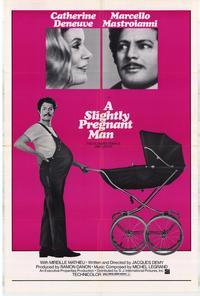 A Slightly Pregnant Man - 11 x 17 Movie Poster - Style A