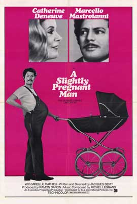 A Slightly Pregnant Man - 27 x 40 Movie Poster - Style A