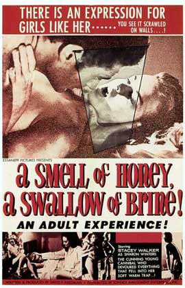 A Smell of Honey, a Swallow of Brine - 11 x 17 Movie Poster - Style A