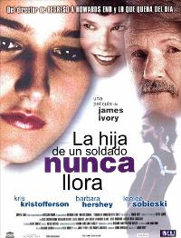 A Soldier's Daughter Never Cries - 11 x 17 Movie Poster - Spanish Style A