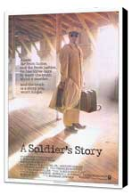 A Soldier's Story - 27 x 40 Movie Poster - Style A - Museum Wrapped Canvas