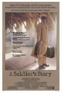 A Soldier's Story - 43 x 62 Movie Poster - Bus Shelter Style A