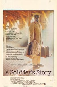 A Soldier's Story - 11 x 17 Movie Poster - Belgian Style A