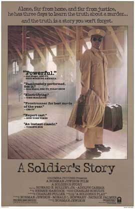 A Soldier's Story - 11 x 17 Movie Poster - Style B