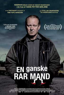 A Somewhat Gentle Man - 11 x 17 Movie Poster - Danish Style C