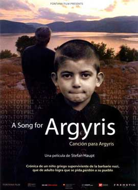 A Song For Argyris - 11 x 17 Movie Poster - Spanish Style A