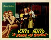 A Song is Born - 11 x 14 Movie Poster - Style A