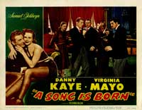 A Song is Born - 11 x 14 Movie Poster - Style B