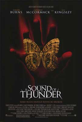 A Sound of Thunder - 27 x 40 Movie Poster - Style A