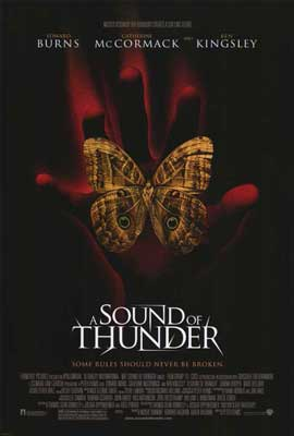 A Sound of Thunder - 11 x 17 Movie Poster - Style A