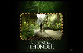 A Sound of Thunder - 11 x 17 Movie Poster - Style C