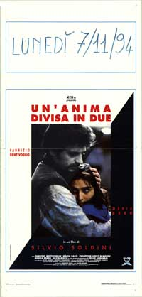A Split Soul - 13 x 28 Movie Poster - Italian Style A
