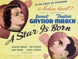 A Star Is Born - 22 x 28 Movie Poster - Half Sheet Style A