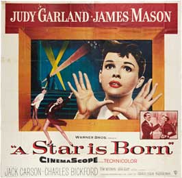 A Star Is Born - 22 x 28 Movie Poster - Half Sheet Style B