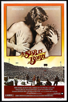 A Star Is Born - 27 x 40 Movie Poster - Style B